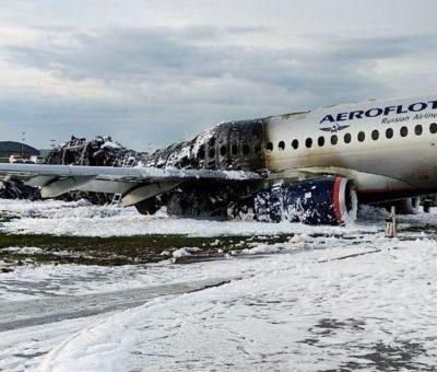 Russian Airplane crash