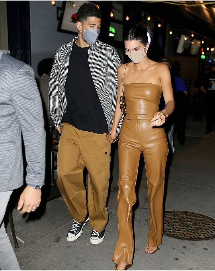 Kendall Jenner disclose why she kept her relationship with Devin Booker private