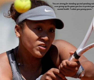 Naomi Osaka has withdrawn from the French Open.