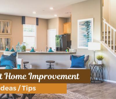 Budget Home Improvement Ideas 2021