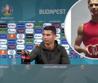 Coca Cola: suffer $4 billion loss after Cristiano Ronaldo 'bottle' incident