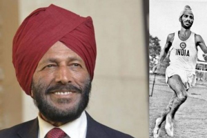 Legendary Indian sprinter Milkha Singh passes away at 91 Due To Post-Covid Complications