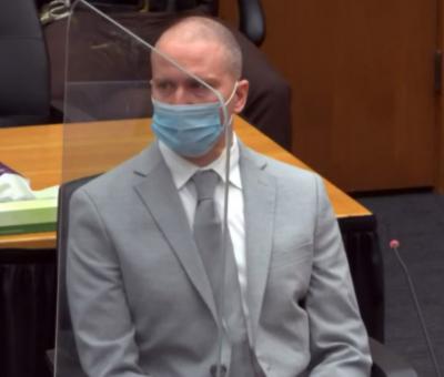 Derek Chauvin: Sentenced to 22.5 years in death of George Floyd