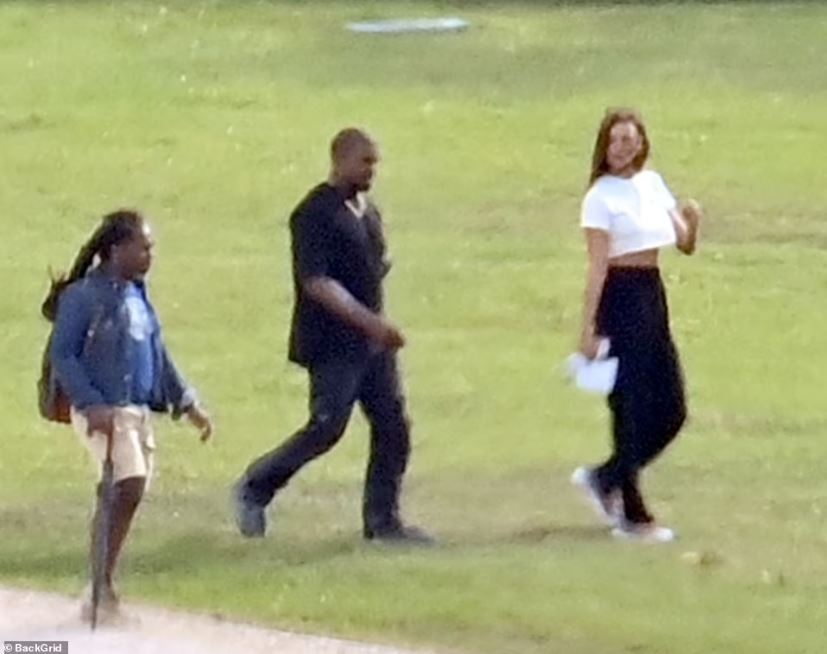 Kanye West and Irina Shayk spotted in France confirmed heated rumors of dating
