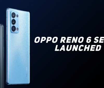 The Oppo Reno 6 series is now available in India.