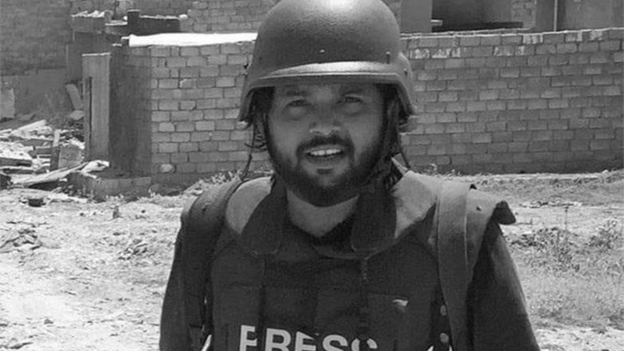 Indian photojournalist Danish Siddiqui killed in Taliban attack